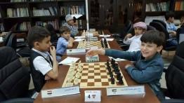 Dua bocah Palestina raih medali emas dan perak dalam kejuaran catur Arab