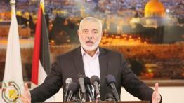 Ismail Haniyeh Ajak Pemimpin Negara Islam Bergerak Melawan Rencana Pencaplokan Israel