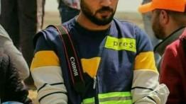Ahmed Abu Hussein menjadi wartawan kedua yang gugur dalam aksi 'Great March of Return'