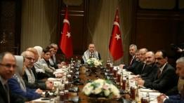 Erdogan : Turki akan terus mendukung Palestina