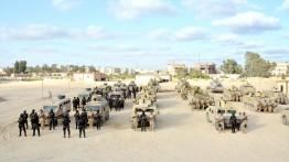 Serangan udara di Sinai Utara oleh Militer Mesir berhasil tumbangkan 17 anggota kelompok takfiri