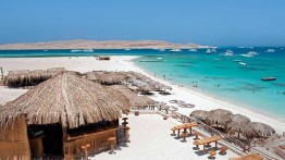 Mesir minta Israel umumkan Semenanjung Sinai aman bagi wisatawan
