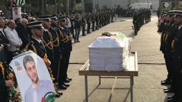 Gaza menerima jenazah Fadi al-Batsh