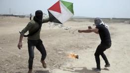 Israel menciptakan teknologi baru melawan layang dan balon pembakar warga Gaza