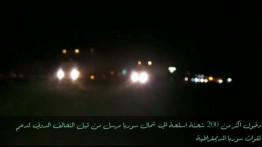 Konvoi 200 truk koalisi AS memasuki Suriah timur
