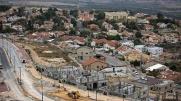 Israel bangun 14.864 perumahan baru di Tepi Barat