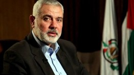 Haniyeh: Meskipun disebut teroris kami tidak berhenti berjuang