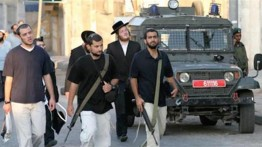 Ekstremis Yahudi di Khalil serang warga Palestina, satu orang luka-luka