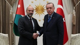 Perdana Menteri Yordania: Kami bersama Turki konsisten dukung Palestina