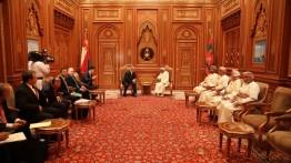 Diam-diam Netanyahu penuhi undangan Sultan Qaboos ke Oman
