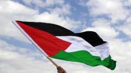 Warga Palestina di Turki gelar aksi solidaritas untuk korban pembunuhan sniper Israel di Gaza