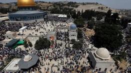 Khatib Masjid Al-Aqsa peringatkan rencana Yahudisasi Israel