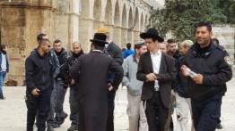 Ratusan pemeluk Yahudi akan peringati tahun baru di al-Aqsa