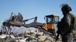 OCHA : Israel Hacurkan 59 Properti Milik Warga Palestina Dalam Tiga Minggu Terakhir