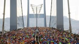 Solidaritas untuk Palestina, Turki gelar maraton bersama di Istanbul