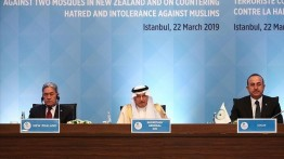 Pertemuan darurat OKI, Turki mendesak tindakan melawan Islamophobia