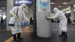Warga Cina korban virus corona menjadi 56 orang