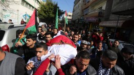 Seorang anak Palestina Gaza meninggal akibat luka tembakan militer Israel awal April