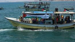Berusaha tembus blokade Israel atas Gaza, 3 penumpang 'Freedom Boat' ditahan Israel