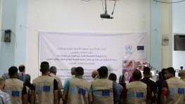 UNRWA siapkan 5000 lapangan kerja untuk warga Gaza
