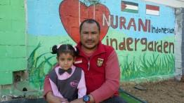 Naimah, Yatim Palestina yang Jasad Ayahnya Dijatuhi Hukuman 7 Tahun di Penjara Israel