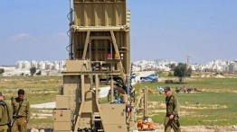 Kemungkinan diserang dari Utara dan Selatan, Israel sebarkan iron dome