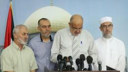 Badan Eksekutif Gaza peringai 48 tahun pembakaran Al-Aqsa
