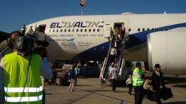 Ribuan Yahudi dari Rusia dan Ukraina bermukim di Palestina