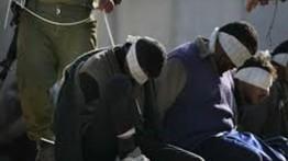 Pemukulan terhadap 4 tahanan Palestina di penjara Israel