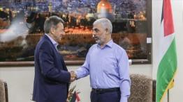 Ketua Komisi Palang Merah Internasional berkunjung ke Palestina