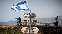 Israel tekan AS mungkin untuk akui kekuasaan Israel atas Dataran Tinggi Golan