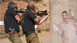 Objek wisata Israel tawarkan pengalaman sebagai pasukan IDF