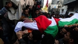 Selama bulan Juli 60 warga Palestina gugur dan 1400 luka-luka pasca bentrok di Masjid Al-Aqsa