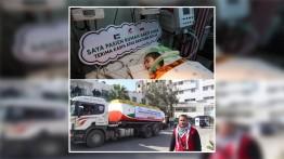 Bantu selamatkan pasien Palestina, Rakyat Indonesia kucurkan 15.000 USD Alokasi 10.000 Liter Solar untuk RUMAH SAKIT di GAZA