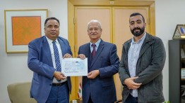 India Merilis Pendanaan Tahap Ketiga Pembangunan 'Palestine-India Techno Park'