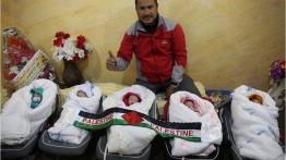 Dalam bulan November, 4.173 bayi lahir di Jalur Gaza