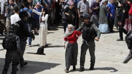 46 warga Yerusalem luka-luka akibat bentrok dengan militer Israel