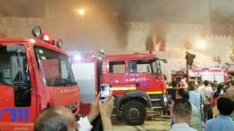 Berita duka dari Yordania, Masjid tertua di Amman dilahap api