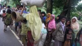 Tempat tinggal, kebutuhan mendesak pengungsi Rohingya