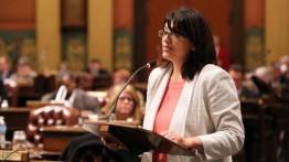 Anggota kongres AS berdarah Palestina, Rashida Tluaib menentang bantuan militer AS untuk Israel