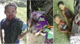 Ribuan Muslim Myanmar terbunuh dalam 3 hari