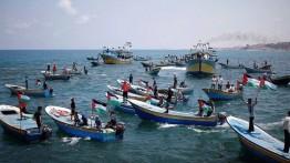 Tiga demonstran Gaza cedera dalam aksi unjuk rasa di pantai Gaza
