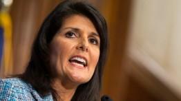 Perwakilan Amerika untuk PBB Nikki Haley mengundurkan diri