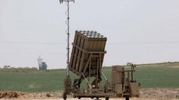 Tentara Israel sebar lebih banyak sistem pertahanan rudal Iron Dome