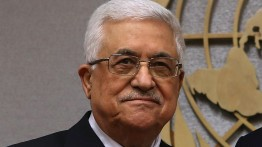 Mahmud Abbas terima jabatan Forum 'G-77 dan Cina'