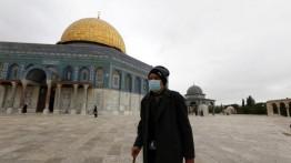 Akibat Corona, Masjid Al-Aqsa Palestina diisolasi