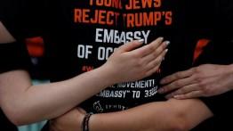 Komunitas Yahudi AS, ''IfNotNow'' gelar protes di Washington mengecam pembantaian demonstran Gaza