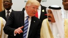 Donald Trump: Tanpa kami Raja Salman tak akan bertahan lebih dari 2 minggu