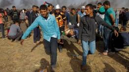 """Rusia: Penggunaan kekuatan penuh pasukan Israel terhadap demonstran Gaza """"tidak dapat diterima"""""""