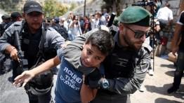 Anak-anak Palestina rilis kesaksian tertulis tentang kekerasan yang dilakukan pasukan Israel